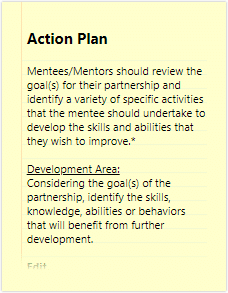 Action Plan document