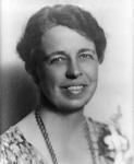Eleanor Roosevelt protrait