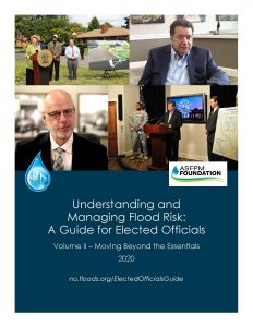 Cover image of Understanding and Managing Flood Risk: A Guide for Elected Officials Volume II.