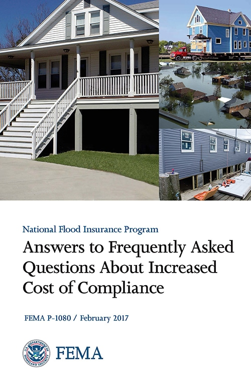 """Cover image of """"Answers to Frequently Asked Questions about ICC"""" document."""